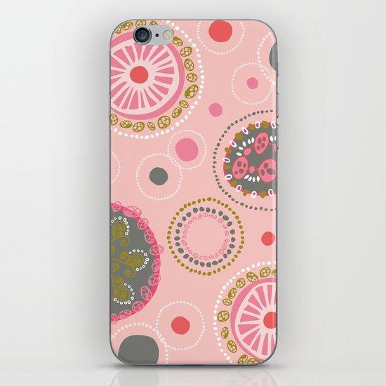 Think Pink iPhone Skin
