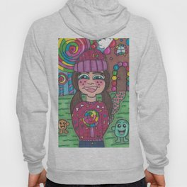 Return to Candy Land Hoody