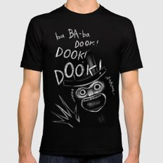 Babadook LARGE Black Mens Fitted Tee