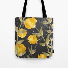 Globeflower Tote Bag