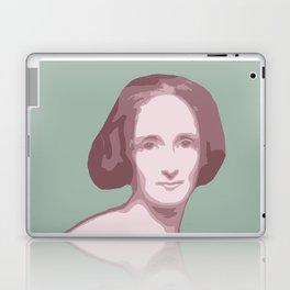 Mary Shelley Laptop & iPad Skin