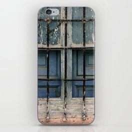Cristales rotos iPhone Skin