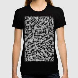 Chess B&W T-shirt