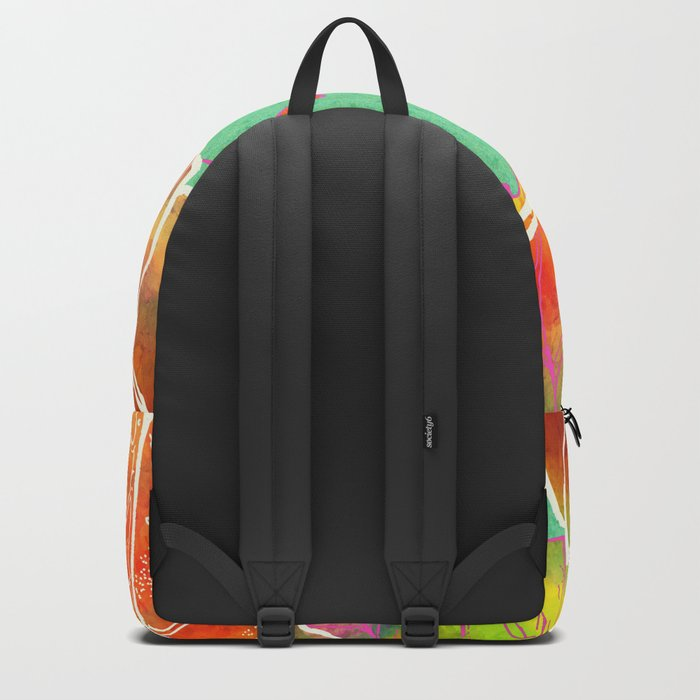 Autumn Leaves Backpack