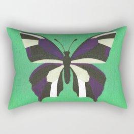 Butterfly Flutterby Rectangular Pillow