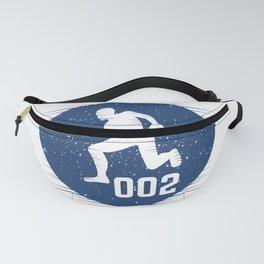 Zero Zero Two I Funny Pickleball Sport Gift Fast Movement design Fanny Pack