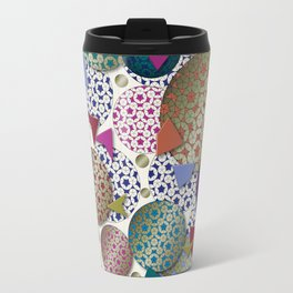 Penrose Tiling Inspiration Travel Mug