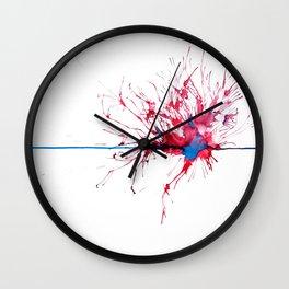 My Schizophrenia (10) Wall Clock