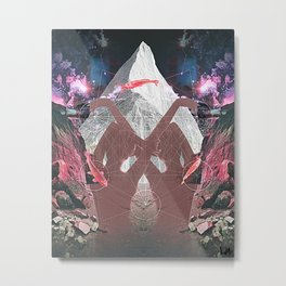 Karma Tw Metal Print