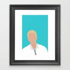 Barney Stinson HIMYM Framed Art Print