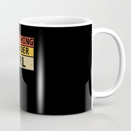 Everything Is Under CTRL for IT Administrator Coffee Mug