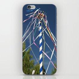 Mai Pole iPhone Skin