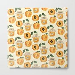 Apricot Jam Metal Print