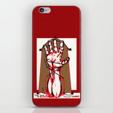 Bound By Blood iPhone & iPod Skin