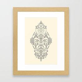 SIMETRIA - II Framed Art Print