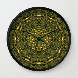 Mosaic 4h Wall Clock