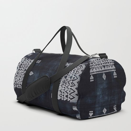 Arteresting V48 - Indigo Anthropologie Bohemien Traditional Moroccan Design by mr0frankenstein