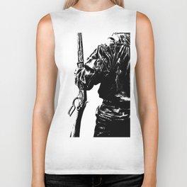 Lock n Load. Biker Tank