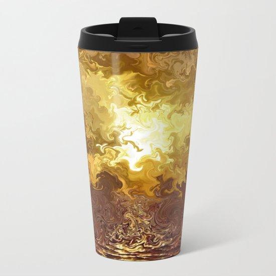Reflection of Desire Metal Travel Mug