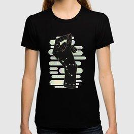 Virgo - Zodiac Illustration T-shirt