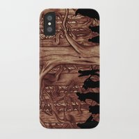 lotr iPhone & iPod Cases featuring On the way (The Fellowship of the Ring, LOTR) Version 2 by Blanca MonQnill Sole