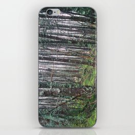 lichen iPhone Skin