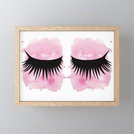 Eyes 3 Framed Mini Art Print