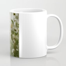 white daisies :) Coffee Mug