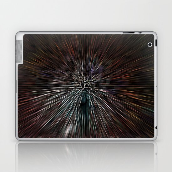 3D abstract Art Laptop & iPad Skin