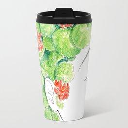 Geranium Travel Mug