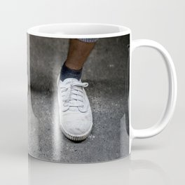 Fancy Footwork Coffee Mug