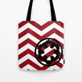 Star Wars Galactic Empire Chevrons Tote Bag