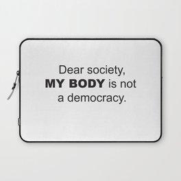 Dear Society Laptop Sleeve