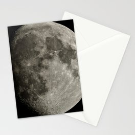 October Moon 2 Stationery Cards