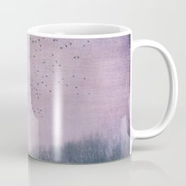 over the Heart of the Forest Coffee Mug