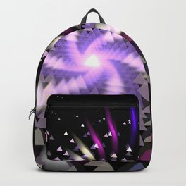 Triangulated Position Backpack