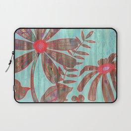 Daisy Dewdrop Laptop Sleeve