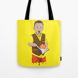 Thought Provoking Kid Tote Bag