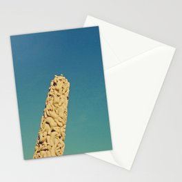 Oslo, Norway: Vigeland Sculpture Park Stationery Cards