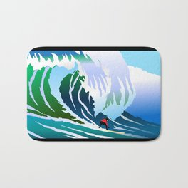 Big Surfer Bath Mat