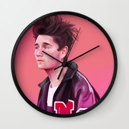 Dan Smith • Flaws Wall Clock