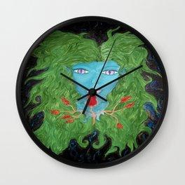 Lunaris Sirena Wall Clock