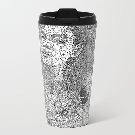 Leave it all Metal Travel Mug