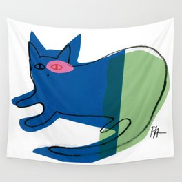 CAT CAT Wall Tapestry