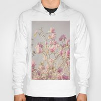 magnolia Hoodies featuring Magnolia  by Pure Nature Photos