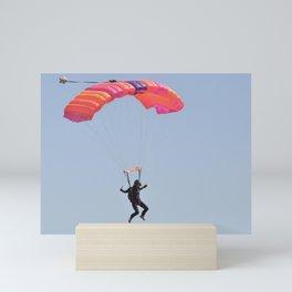 Skydiving Mini Art Print