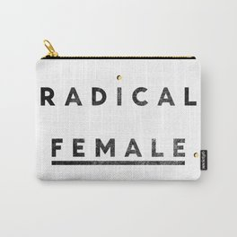 Radical Female Carry-All Pouch