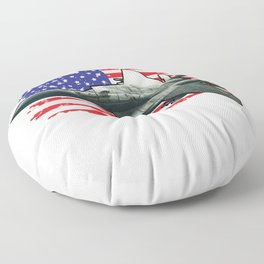 F15 Fighter Eagle for Military Aviation Fan  Product Floor Pillow