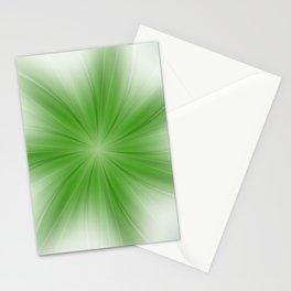 Life Begins Fractal Stationery Cards
