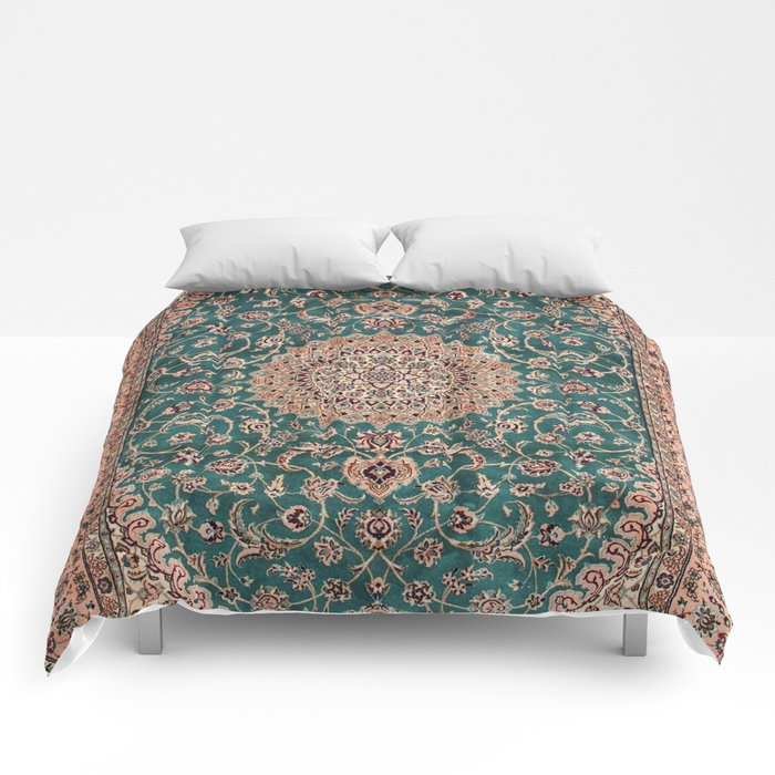 -A29- Epic Heritage Traditional Islamic Artwork. Comforters
